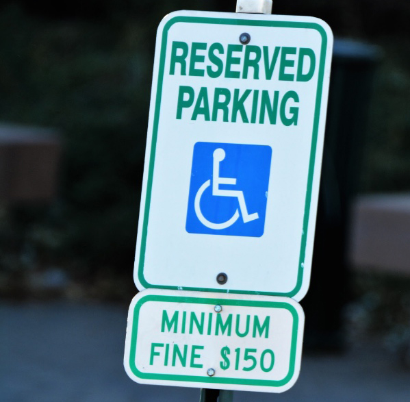 When I Was Questioned for Using a Disabled Parking Placard