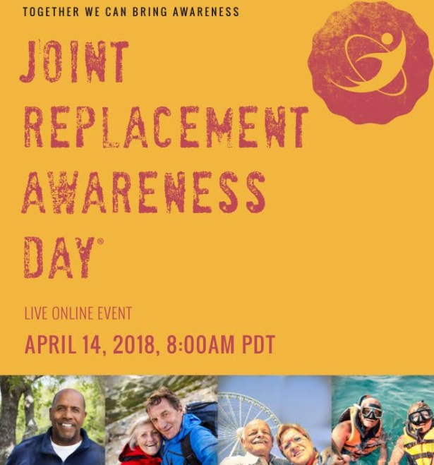 Q & A:  Joint Replacement Awareness Day®