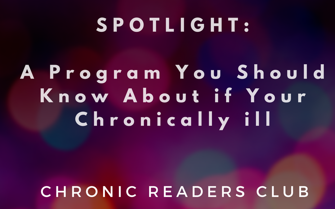 Chronic Readers Club Q & A Interview