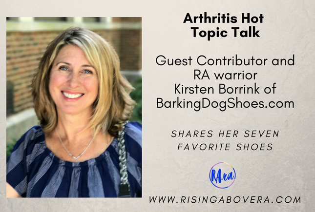 Seven Go-To Shoes Those Living With Rheumatoid Arthritis Must Know About