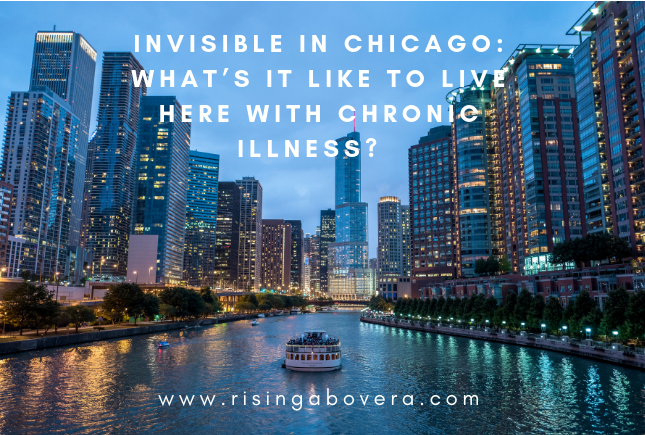 Invisible in Chicago: What's It Like to Live Here with Chronic Illness?