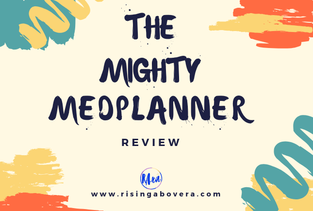 Review: The Mighty MedPlanner by Mighty Well