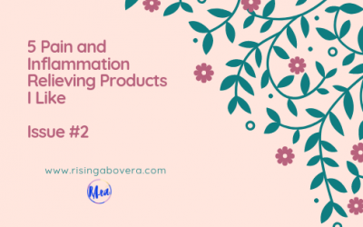 5 Pain and Inflammation Products Relieving I Like Issue #2