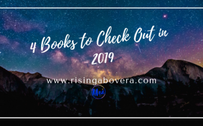 4 Books to Check Out in 2019