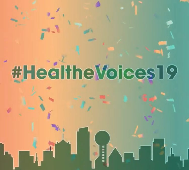 My New Attendee Experience at HealtheVoices 19