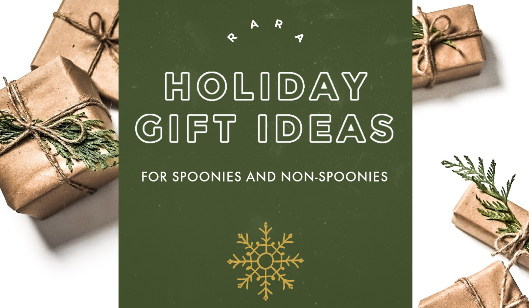 Holiday Gift Ideas {Curated By A Spoonie For Spoonies and Non-Spoonies}