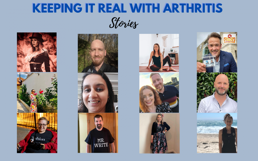 Keeping It Real With Arthritis Stories [Fall 2021 Edition]